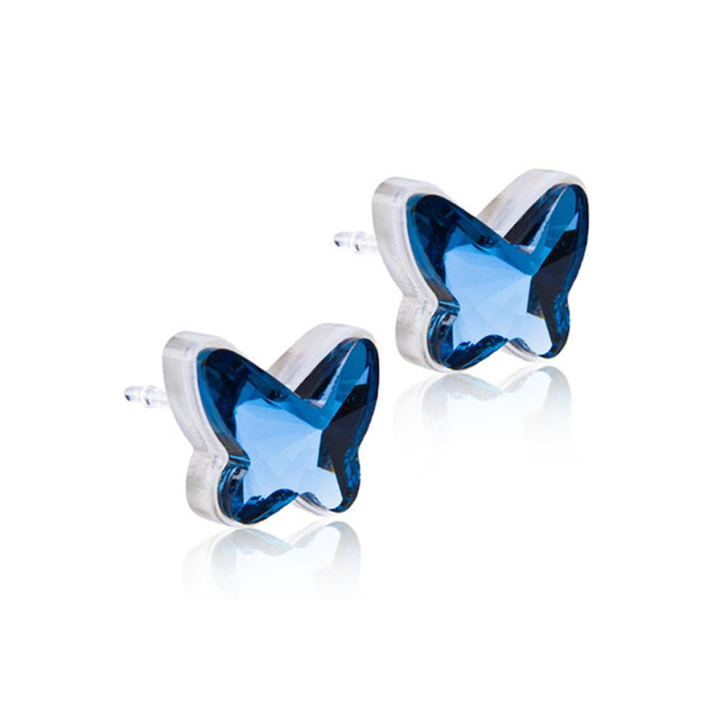 CJ MP BUTTERFLY AQUAMARINE 9MM