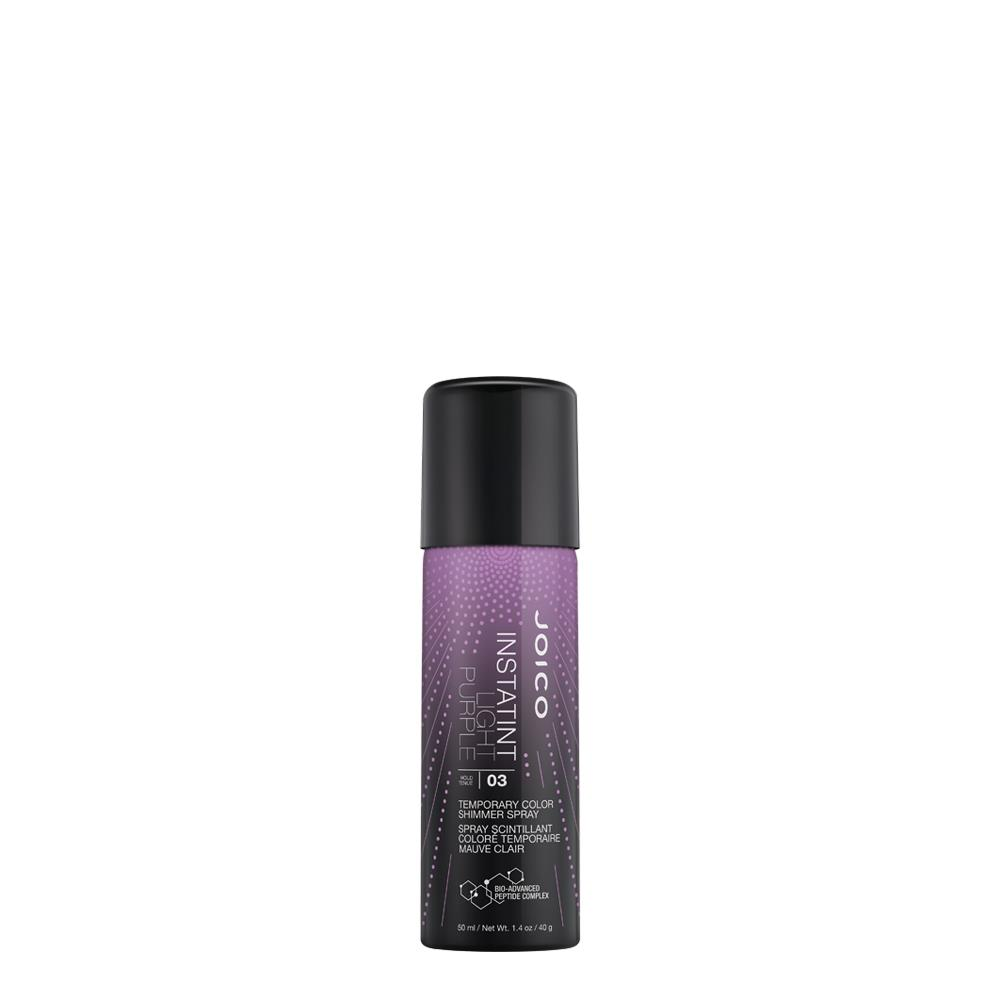 INSTATINT LIGHT PURPLE COLOR SHIMMER SPRAY 50 ML