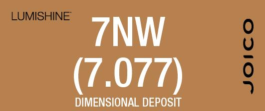 7NW (7.077) DEMI DIMENSIONAL LUMISHINE 74 ML
