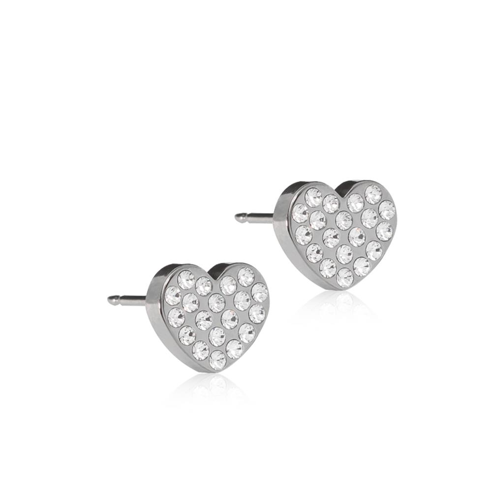 CJ NT BRILL.HEART CRYSTAL 8MM