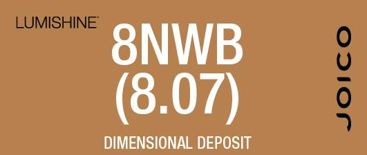 8NWB (8.07) DEMI DIMENSIONAL LUMISHINE 74 ML