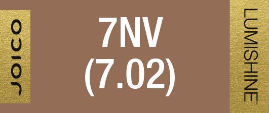 7NV (7.02) PERMANENT CREME LUMISHINE 74 ML