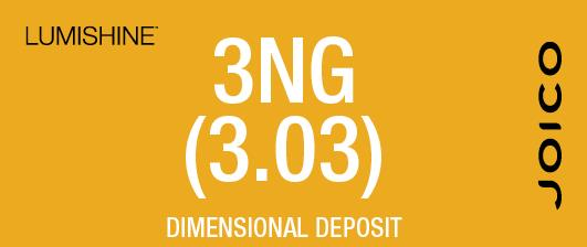 3NG (3.03) DEMI DIMENSIONAL LUMISHINE 74 ML