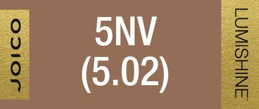 5NV (5.02) PERMANENT CREME LUMISHINE 74 ML