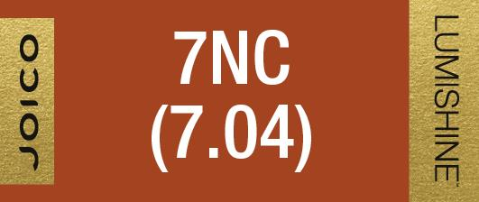 7NC (7.04) PERMANENT CREME LUMISHINE 74 ML