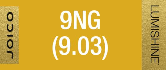 9NG (9.03) PERMANENT CREME LUMISHINE 74 ML