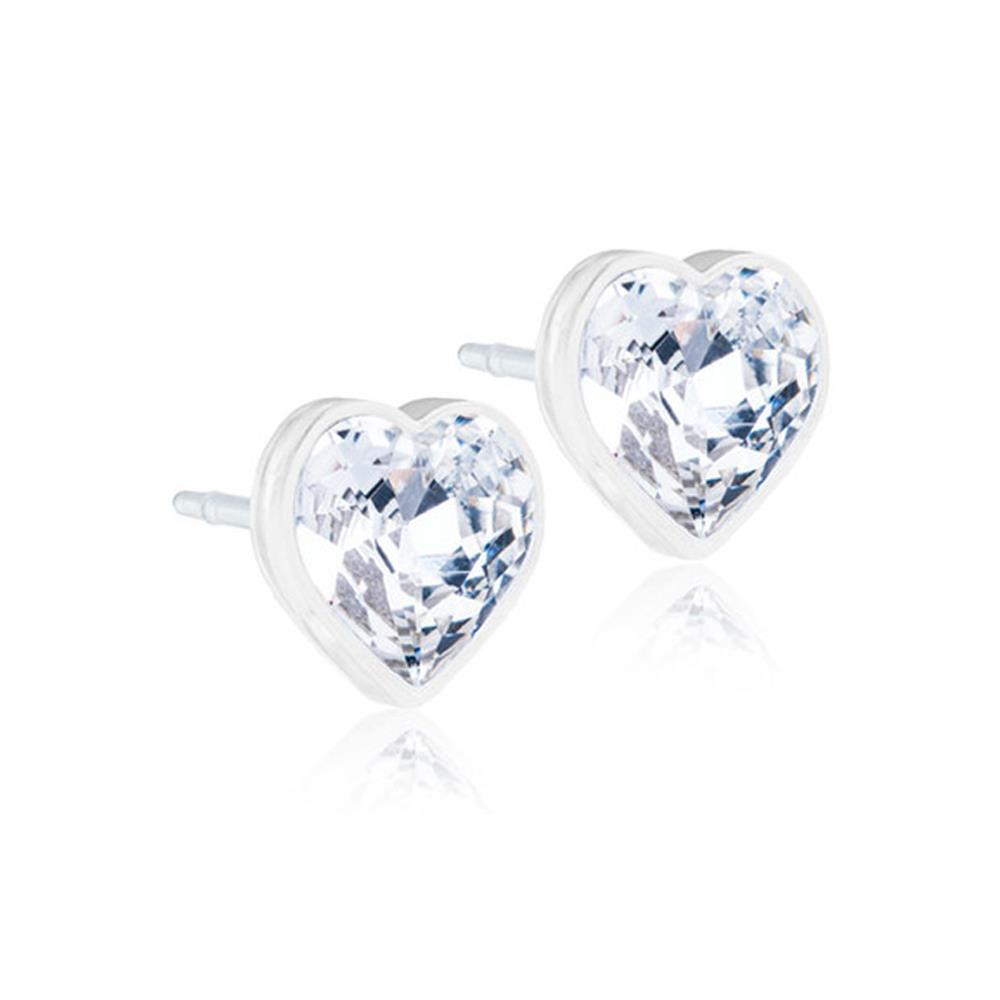CJ MP HEART CRYSTAL 6MM