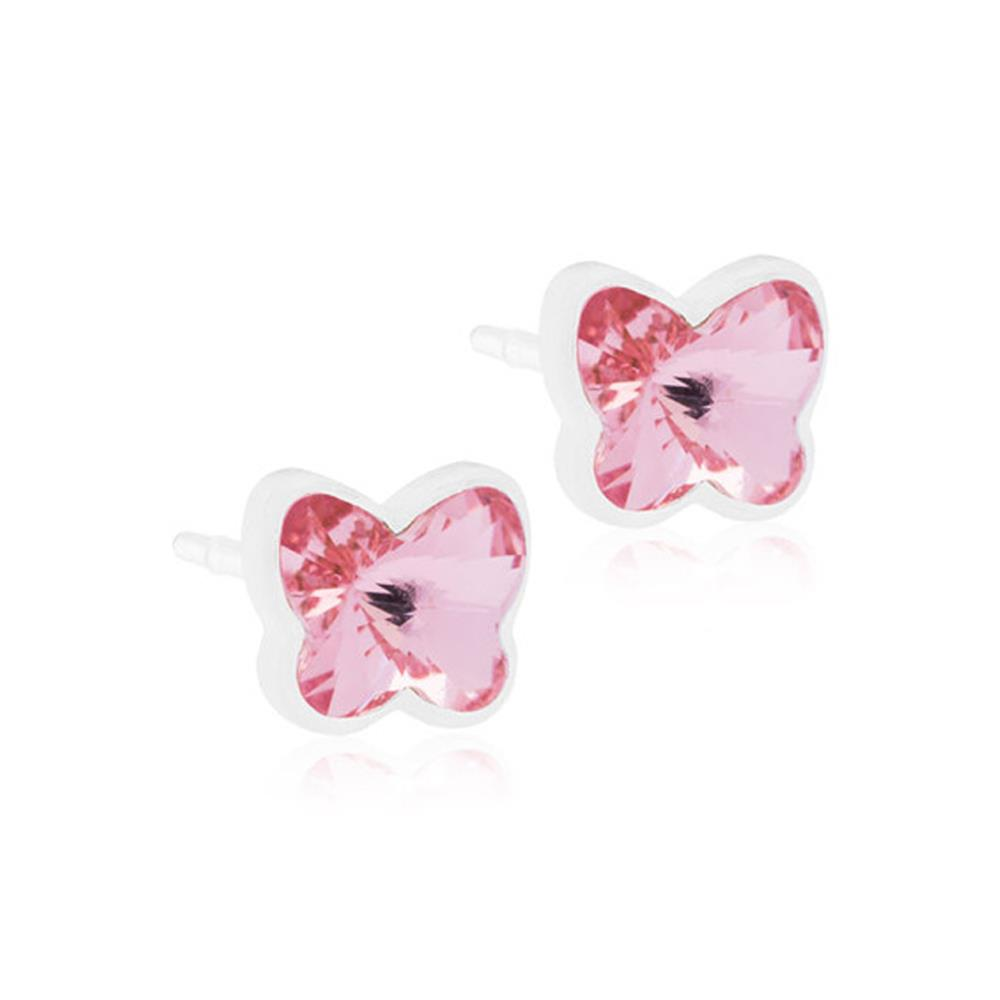 CJ MP BUTTERFLY LIGHT ROSE 5MM