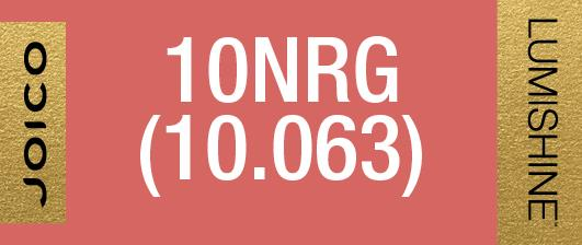 10NRG (10.063) PERMANENT CREME LUMISHINE 74 ML
