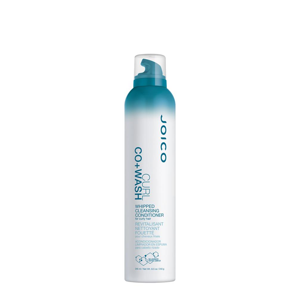 CURL CO+WASH FOAM 245 ML