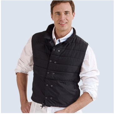 Cooline PowerVital Vest, Sort, str. M