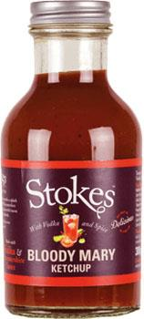 Bloody Mary Ketchup Stokes 300g