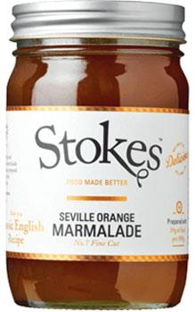 Seville Orange Marmelade Stokes 454g