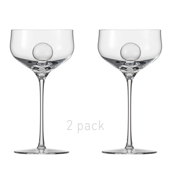 2 pack: Dessertvinglass Air Sense