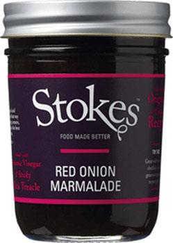 Red Onion Marmelade Stokes 265g