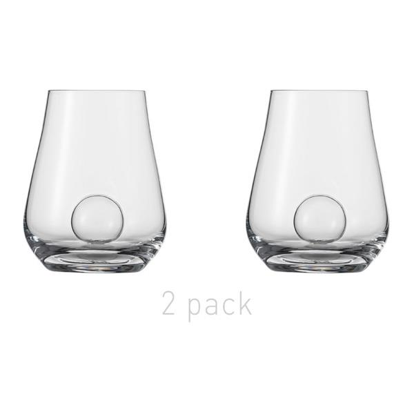 2 pack: Allaround glass Air Sense