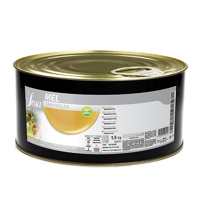 Orange Tree Honey Sosa 1,5kg