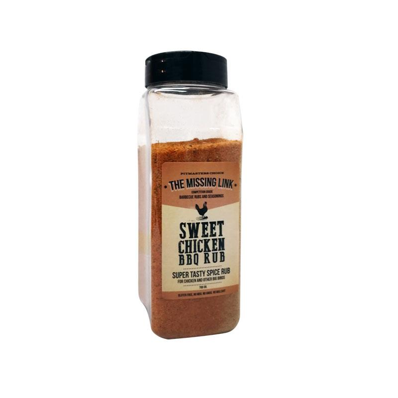 Sweet Chicken Rub 700g