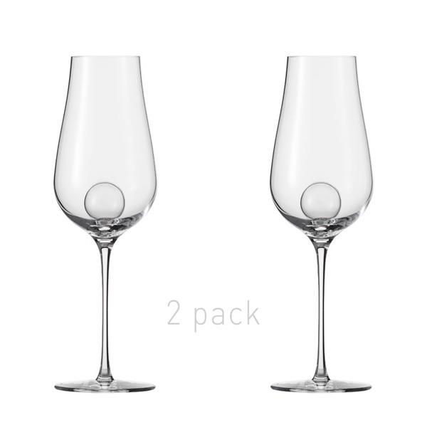 2 pack: Champagneglass Air Sense