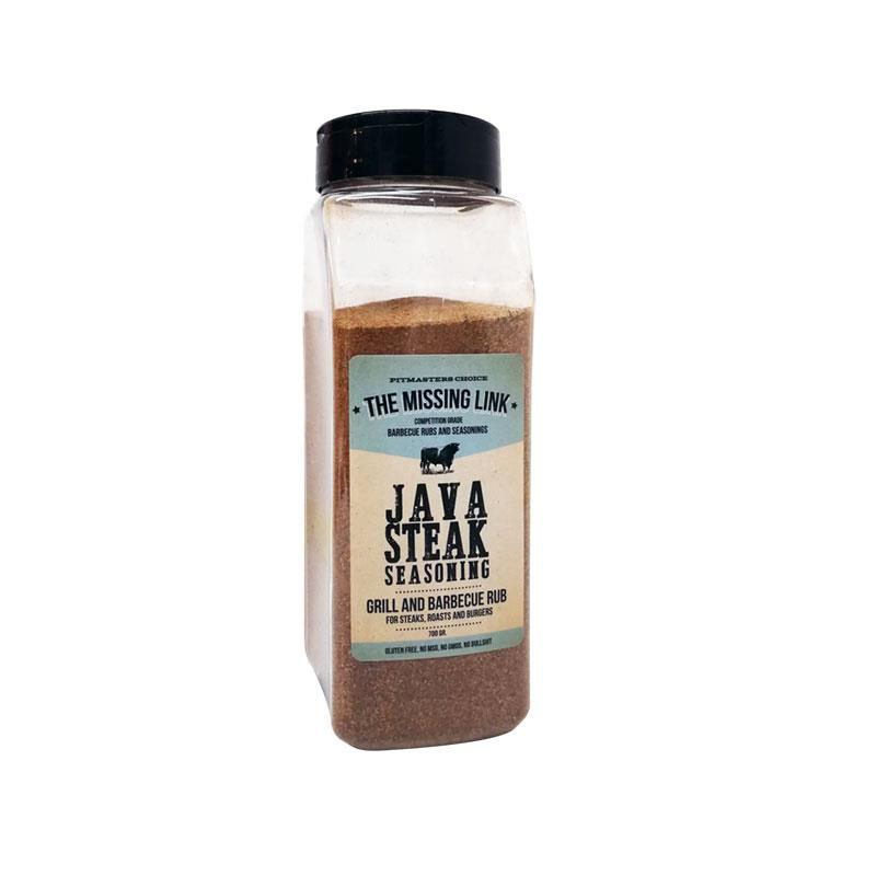 Java Steak Rub Missing Link 700g
