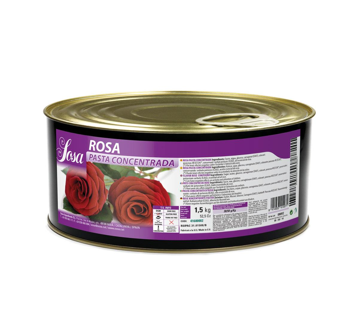 Rose Compound Sosa 1,5 kg.
