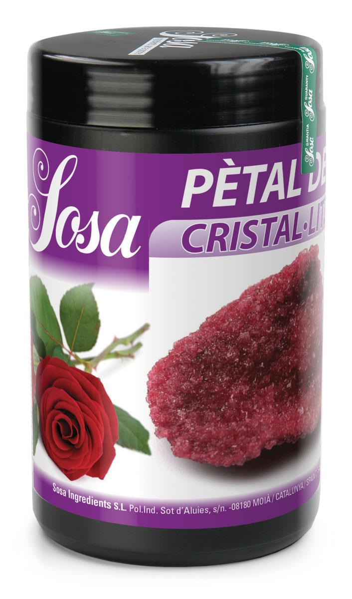 Crystalized Rose Petals Sosa 300 g.