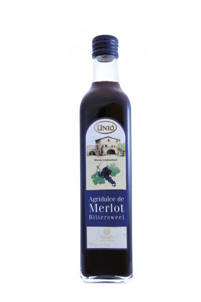 Vineddik Merlot 500 ml