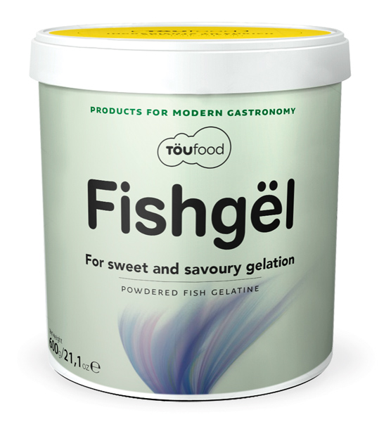 Fishgel Töufood 600g