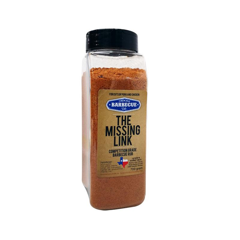 Texas Barbecue Cafe BBQ Rub 700g