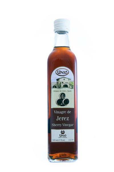 Vineddik Sherry 500 ml
