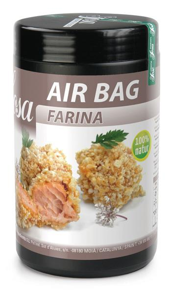 Air Bag Pork Farina Sosa 600 g.