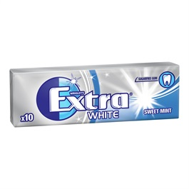 Extra Sweet Mint 30x14gr.  Wrigleys