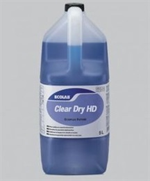 Clear dry HD 2x5ltr for mye kalk i vannet  Ecolab
