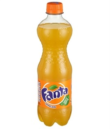Fanta orange 24x0,5ltr  Coca Cola