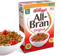 All Bran Flakes Regular 10x500gr.  Rgr.