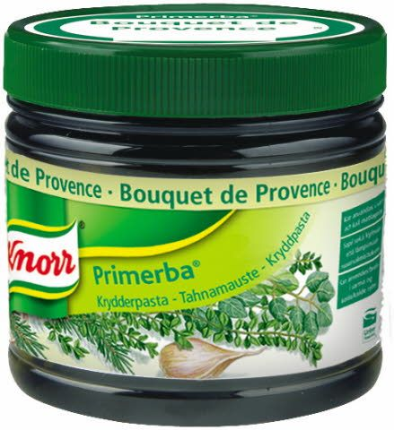 Pastakrydder provence bouquet 2x340gr.  Unilever