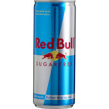 Red Bull sukkerfri 24x250ml (skaffev.)  Red Bull