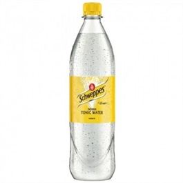 Tonic Water  Indian Schweppes 24x0,5ltr  Ringnes