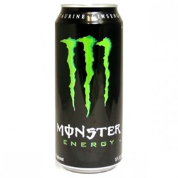 Monster Energy Grønn 24x0,5ltr BOX  Coca Cola
