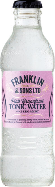 Franklin Pink Grape Tonic 24x20cl  Vectura