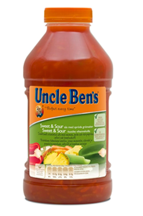 Sweet & Sour Uncle Bens 2,27kg.  Marexim