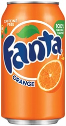 Fanta Orange 6x4pk 24x0,33ltr BOX  Coca Cola