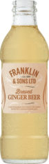 Franklin Ginger Beer 24x20cl  Vectura