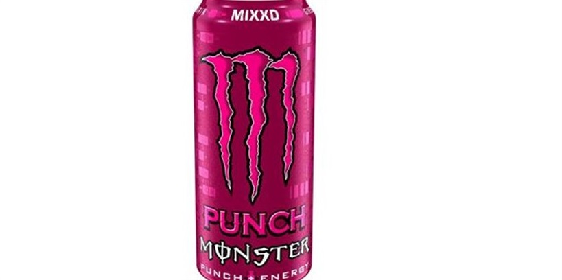 Monster Punch MIXXD 24x0,5ltr BOX  Coca Cola