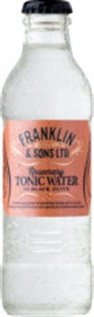 Franklin Rosemary & Black Olive Tonic 24x20cl  Vectura