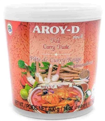 Red Curry Paste 24x400ml  AF