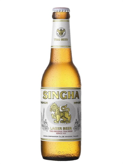 Singha Lager 5% 24x33cl  Vectura