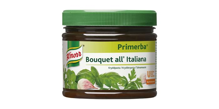 Pastakrydder All Italien 2x340gr.Glass  Unilever