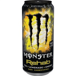 Monster (Gul) Rossi 24x0,5ltr BOX  Coca Cola