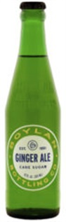 Boylan Ginger Ale 24x35,5cl  Vectura